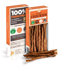 Pure Chicken Meat Sticks 100% Natural Dog Treats