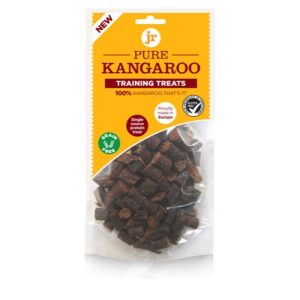Pure Kangaroo Training Treats 85g Pack