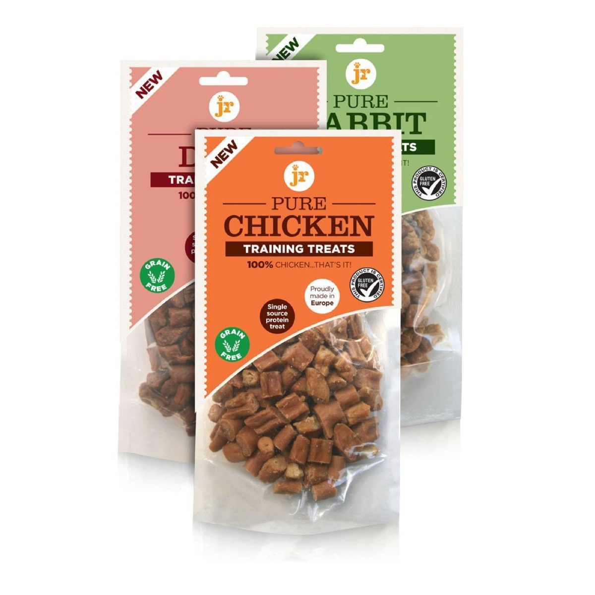 Treats Variety Bundle Chicken