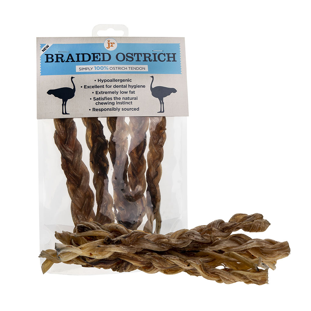 Braided Ostrich Tendon