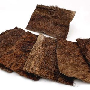 Venison Deer Skin (with hair) 100% Natural Dog Treats